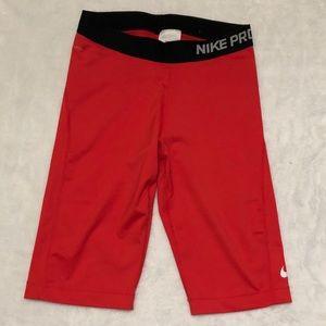 Nike biker shorts